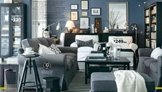 ikea living room design ideas 2012 7 Best IKEA Living Room Designs for 2012