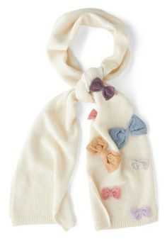 Flair to Flaunt Scarf, #ModCloth