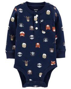 marc janie Little Boys Girls Raccoon Pattern Sweatshirt Pants Set Baby Boys Sport Set