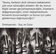 Dostoyevski suç ve ceza