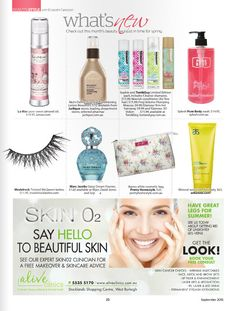 Get It Magazine Online – September, 2015 // featuring #LaMav Pure Organic Sweet Almond Oil