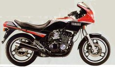 XJ 600, 1986-1987