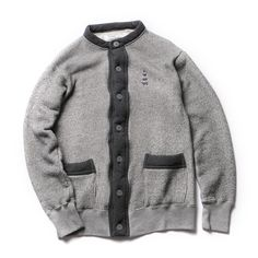 ....... RESEARCH|Cardigan - Gray | 通販 - 正規取扱店 | COLLECT STORE / コレクトストア