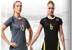 Nike Oregon Univ Ducks #Washington State Cougars Volleyball Jersey Dri-Fit $135 #Nike #OregonDucks
