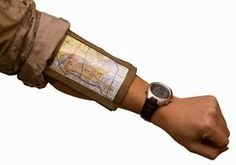 Ultimate Bug Out Vehicles | Bug Out: Forearm Map Case