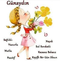 Günaydın Good Morning Messages, Morning Images, Good Morning Quotes, Happy B Day, Happy Mothers Day, Turkish Lessons, Free To Use Images, Holiday Parties, Cool Words