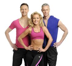 FitSteps is a new dance for fitness class that has been developed by Strictly Come Dancing pro dancers and Mark Foster.