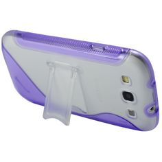 Cover with Stand for Samsung S3