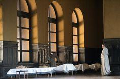 "Oper Frankfurt - ""Der Rosenkavalier"", by R. Strauss - Director: Claus Guth, Set and Costume Designer: Christian Schmidt, Lighting Designer: Olaf Winter, Choreographer: Ramses Sigl - Photo: © Monika Rittershaus"