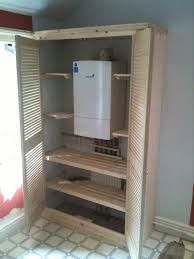 airing cupboard - Google Search & Click here to find out the easiest way to build slatted shelves in ...
