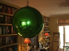 The mysterious history of witch balls | Homes and Antiques