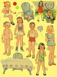 Surprise Party 1942 | https://picasaweb.google.com/113630803541426992026/SurpriseParty1942?noredirect=1