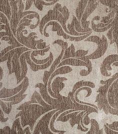 Upholstery Fabric-Signature Series Damask Stone at Joann.com