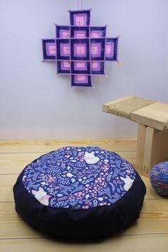 "12 ""in Meditation cushion Zafu cover UNFILLED Fox floor pillow Kids Floor Cushions, Seat Cushions, Pillows, Fox Pillow, Pillow Fabric, Playroom Seating, Yoga Studio Decor, Meditation Cushion, Floor Seating"