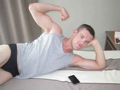 So there's this guy called Russell. Do you know him? | 23 Reasons You Really Should Pay More Attention To Russell Tovey