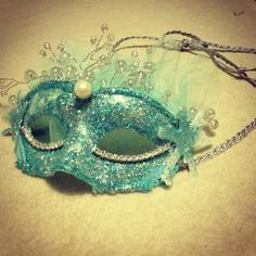 how to make a masquerade mask from foam - Google Search