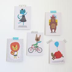Greetings Cards – Rosalind Maroney Illustration
