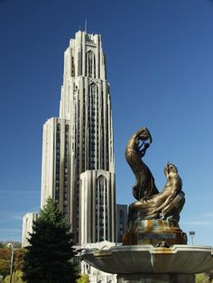 Cathedral of Learning - Pittsburgh, PA