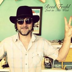 """Need some rock solid folk and country inspired music? Sit back, relax and try """"Lost In The West"""" by Reed Foehl."""