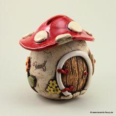 Keramik Spardosen - Kreative Keramik für Haus und Garten