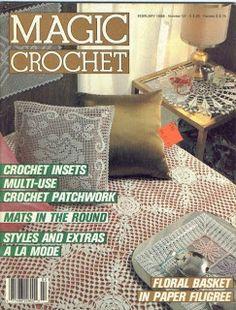 Magic Crochet No. 52