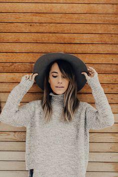 winter essentials #sweaterlove