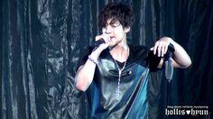 121004 Kim Hyun Joong 김현중 - Creep(Rock ver.)@Budokan