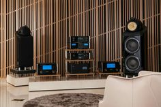 High end audio audiophile music listening room design