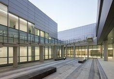 SFC Laboratory I -  Photo  SFC 연구소 본관동 준공사진