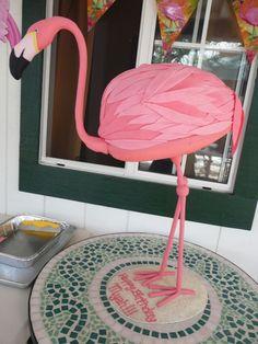 Flamingo cake...someone needs to make this for my birthday :)