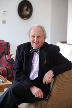 April 2015: Alexander McCall Smith is currently penning the latest in the No. 1 Detective Agency of Botswana series to be entitled The Woman who Walked in Sunshine