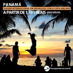 O Panamá possui um turismo de cinco estrelas, possui praias paradisíacas, um ecoturismo invejável e a prática de inúmeros esportes radicais. As praias do Panamá possuem águas mornas e transparentes como do Mar do Caribe e areais muito brancas, um paraíso para os mergulhadores pela visibilidade e a grande diversidade da fauna e flora marinha da região.    Saiba mais: https://www.passagemaerea.com.br/promocional-panama.html   #panama #passagemaerea #viagem #ferias #turismo