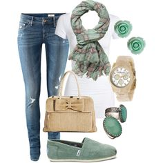 mint, created by tmcarnevale.polyvore.com