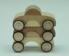 COCHES APILAR - juguetes artesanos de madera