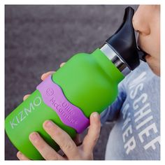 H2O BOTTLE The best double wall insulated drink bottles for kids.