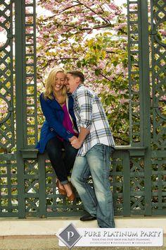 Nicole & Dan #engagementphotos #newlyengaged #engagementideas #awardwinningphotography #weddingphotography #engagementphotography #pureplatinumparty