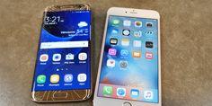 No sabemos si el iPhone 6s Plus o el Samsung Galaxy S7 Edge son más resistentes en las caídas contra el suelo, por eso nos podemos preguntar ¿qué pasaría si se cayeran desde la misma altura un smartphone de vidrio y metal y otro completamente de metal? Eso es lo que vamos a descubrir en un vídeo... http://iphonedigital.com/iphone-6s-plus-vs-samsung-galaxy-s7-edge-test-caida-video/ #iphone6s