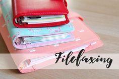 Filofaxing - Der Anfang - Eine Übersicht über die wichtigsten Größen und Begriffe