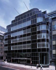 Daily Express Building   1929-1931   London, England   Owen Williams
