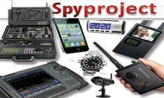 Tecnologie investigative per professionisti e per privati, strumentazione all'avanguardia al vostro servizio. Sistemi per spionaggio e contromisure elettroniche. Visita il nostro store http://www.spyproject.com