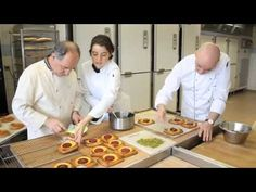 Breads and Viennoiseries at ENSP by Gaetan PARIS - YouTube