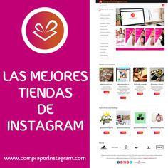 Encuentra las mejores y mas exclusivas tiendas de solo instagram acá 📲👉 www.compraporinstagram.com #compraporinstagram