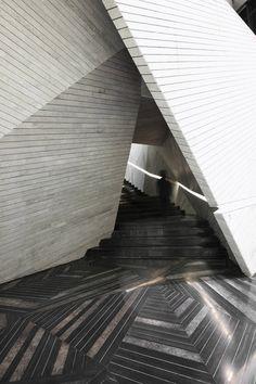 Geometric floor.
