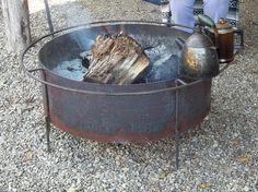 fire pit,