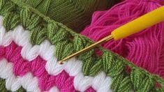 Baby Knitting Patterns, Bandana, Crochet, Accessories, Crochet Stitches, Crochet Designs, Dots, Tejidos, Desktop