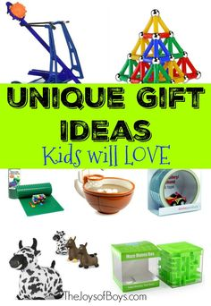 I'm always looking for unique gift ideas. These are great! #gift #giftideas #christmasgifts #birthdaygifts
