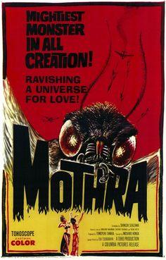 Mothra.....1961