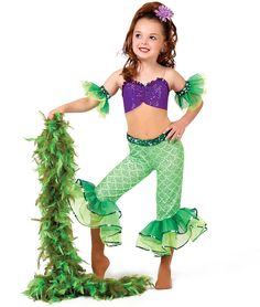 Mermaid dance costume idea for Scarlettu0027s solo  sc 1 st  Pinterest & How To Make a Mermaid Skirt | Halloween Fun | Pinterest | Mermaid ...