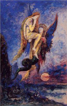 Chimera - Gustave Moreau