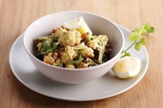 Greek Cauliflower Salad - The ABC's of Everything Blog